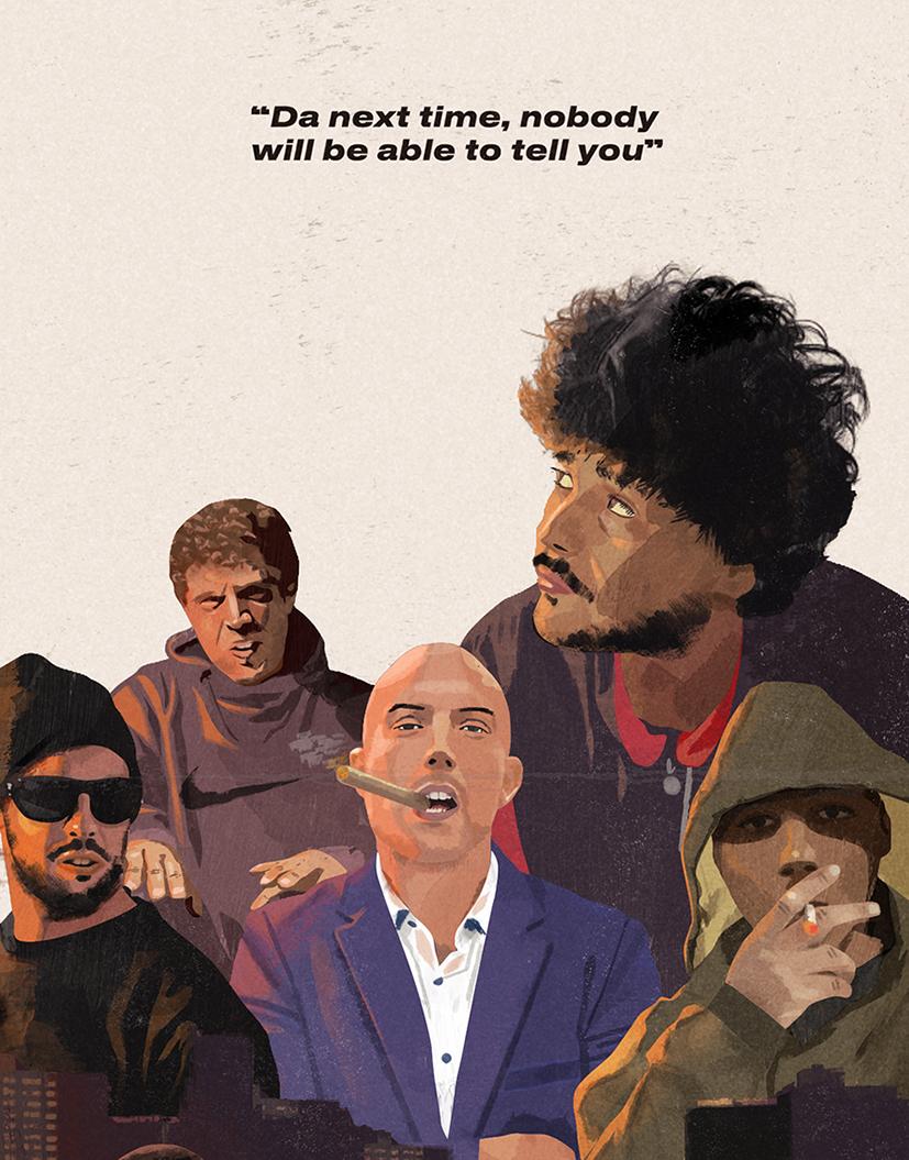 DJ YATA – Poster